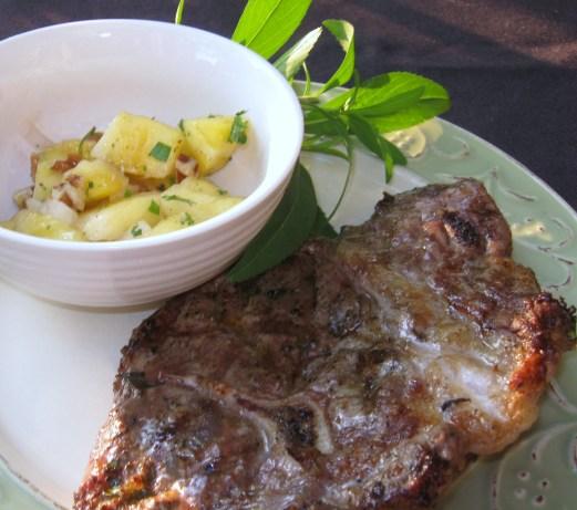 Marinated Lamb Chops Food Network