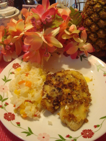 Macadamia Nut-Crusted Snapper With Mango Lime Butter Recipe - Food.com