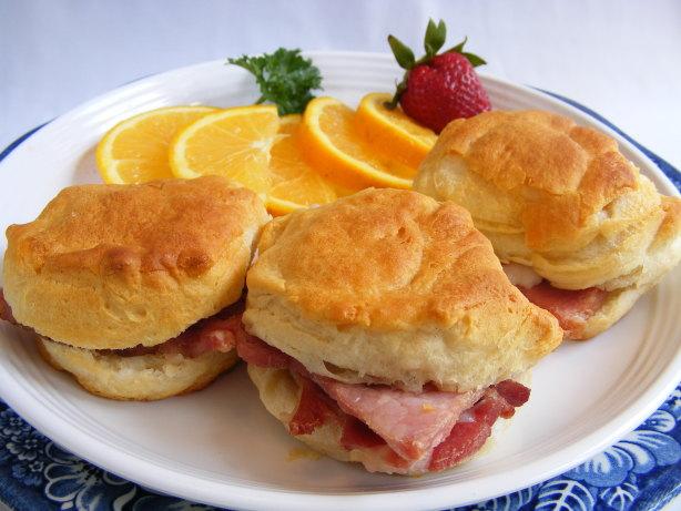 Country Ham Biscuits Recipe - Food.com