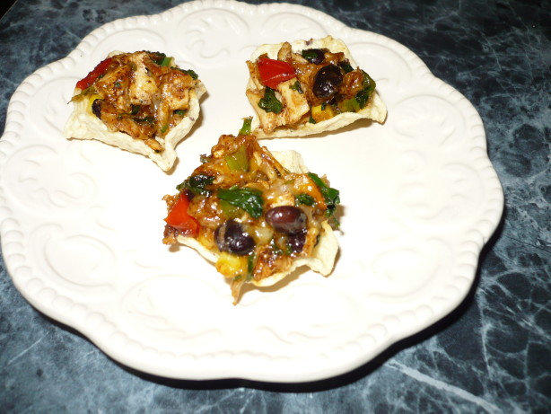 Southwest chicken hors doeuvres recipe for Hor d oeuvres recipes