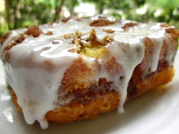 Cinnamon Roll Recipe With Yellow Cake Mix