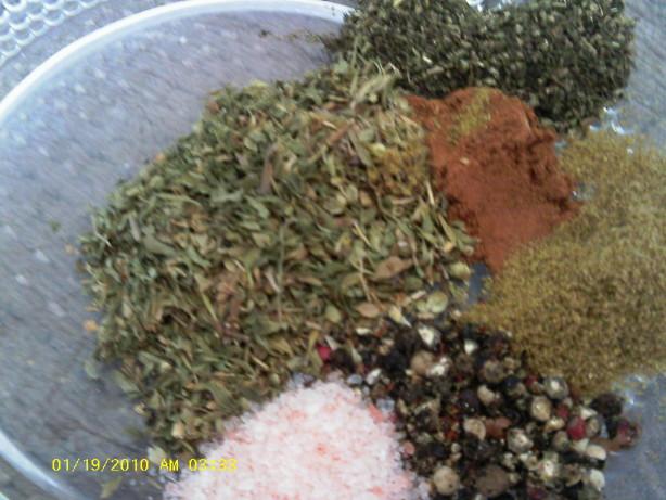 Greek Spice Rub Or Salad Dressing Recipe - Greek.Food.com