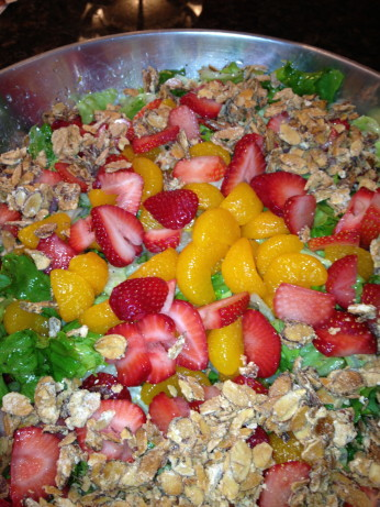 Betty's Strawberry-Mandarin Salad Recipe - Food.com