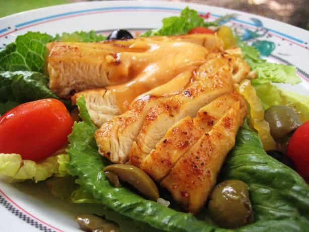 Cajun Chicken Salad With Cajun Dressing Recipe - Food.com