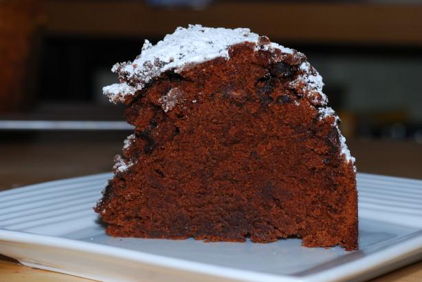 Hersheys Cocoa Pound Cake