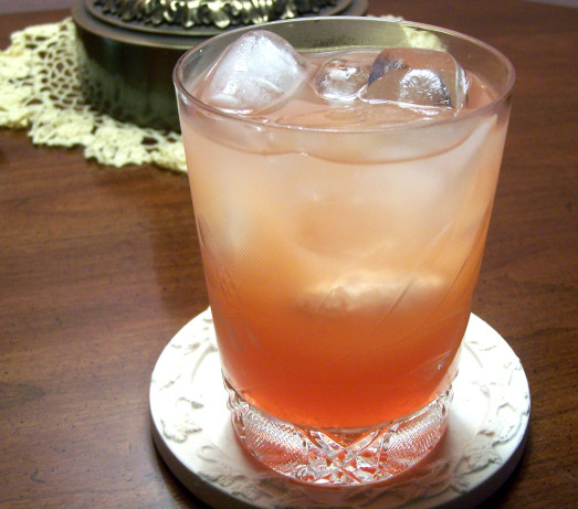 Bahamas Rum Punch Cocktail) Recipe