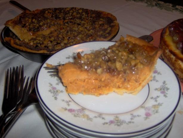 Sweet Potato Pecan Pie Recipe - Food.com