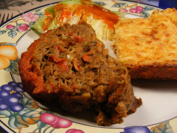 Italian Style Meatloaf Recipe - Italian.Food.com