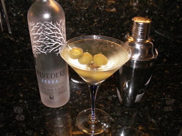 Dirty vodka martini recipe for Vodka martini