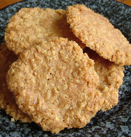 Oatmeal Lace Cookies Recipe - Food.com
