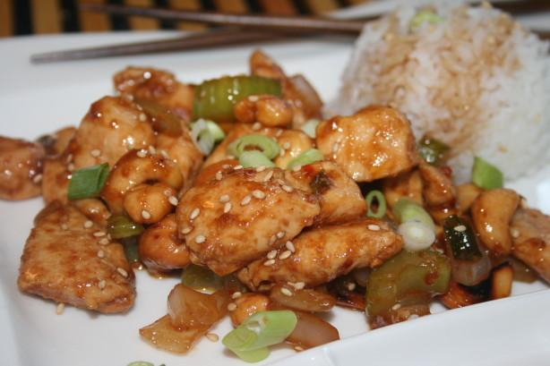 Lighten Thai Spicy Food