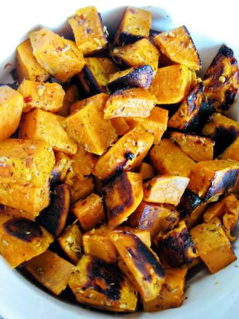 Herb Roasted Sweet Potatoes Recipe - Food.com