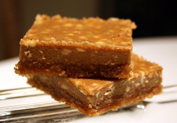 Chocolate Cappuccino Brownie Cheesecake Squares Recipe - Food.com