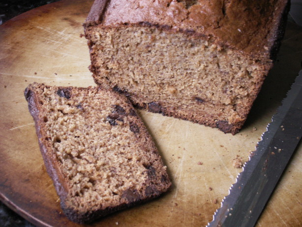 Banana Chocolate Chip Bread Amish Friendship Bread Starter