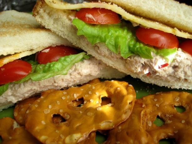 Tuna fish sandwiches recipe for Tuna fish sandwich