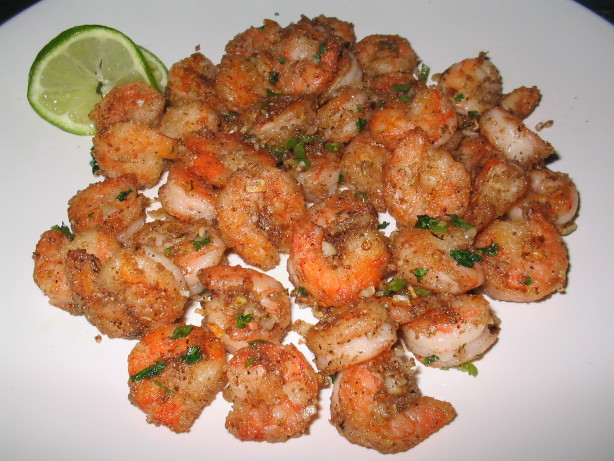 Szechuan Pepper-Salt Prawns Recipe - Food.com
