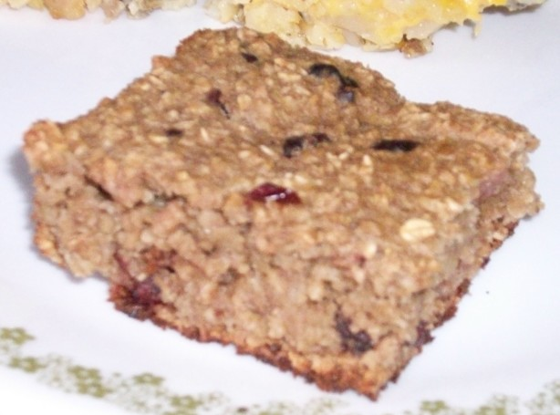 Banana Oat Breakfast Bars Recipe - Food.com