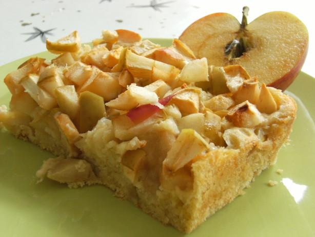 German Apple Cake Epicurious