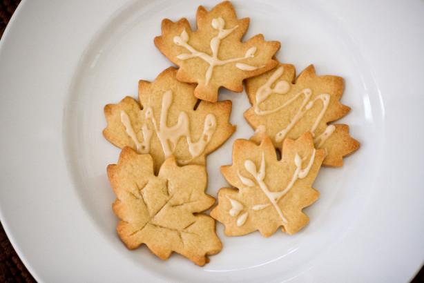 Autumn Maple Leaf Cookies Recipe - Food.com