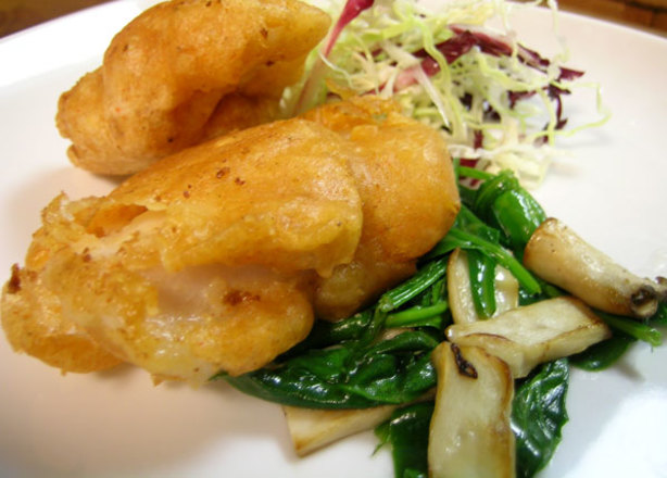 Wisconsin beer battered fried fish recipe for Deep fry fish batter