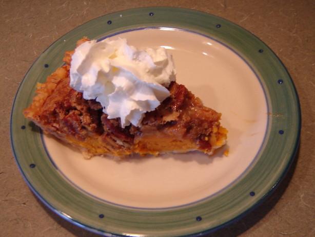 Sweet Potato-Pecan Pie Recipe - Food.com