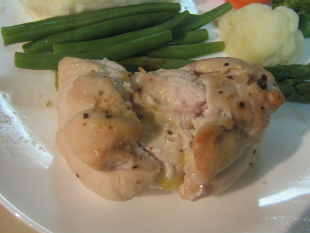 how to make stuffed chicken breast with asparagus