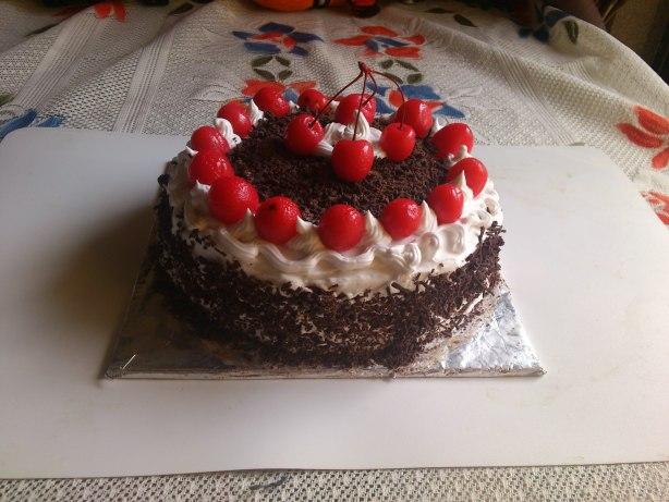 Black Forest Cake Recipes In Marathi: So Easy Black Forest Cake Recipe