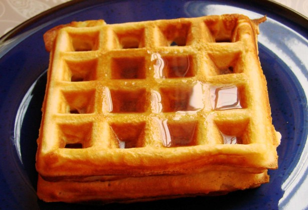 Better Homes And Gardens Waffles Recipe