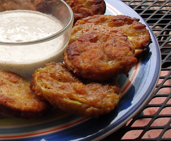 Soul Food Fried Green Tomatoes Recipe