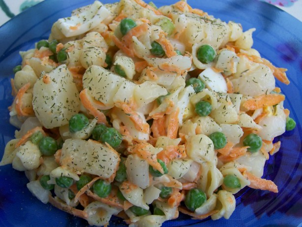 Moms Macaroni And Potato Salad Recipe - Food.com