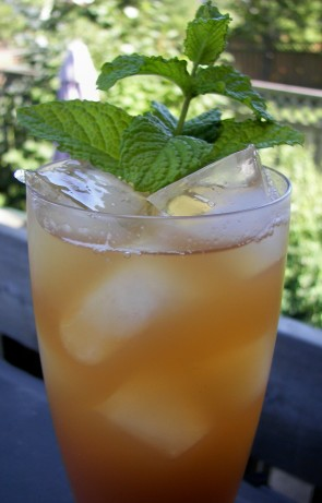 Apple Ginger Mint Iced Tea Recipe - Food.com