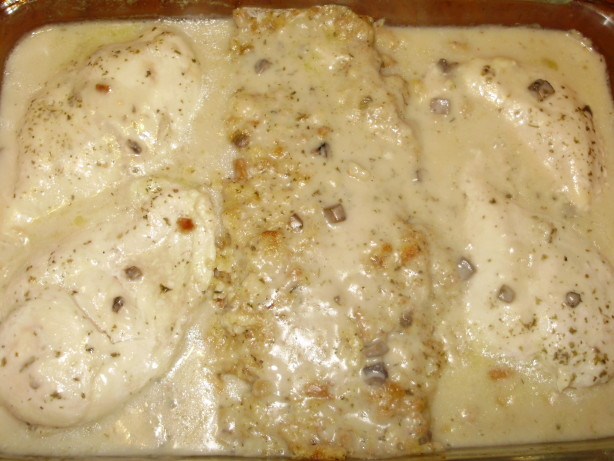 One-Dish Chicken & Stuffing Bake - Campbell Soup