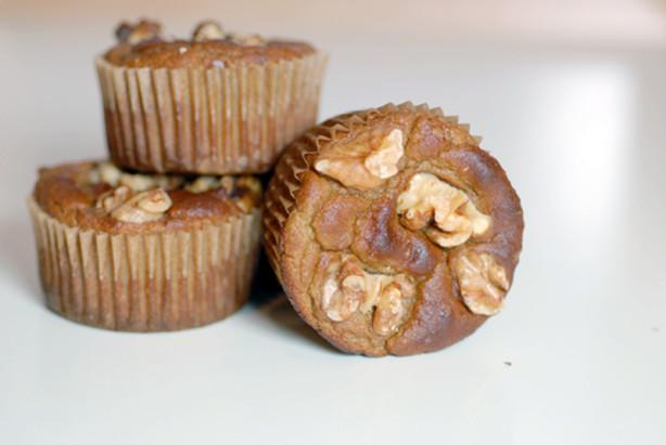Gluten Free Banana Walnut Muffins Recipe - Food.com