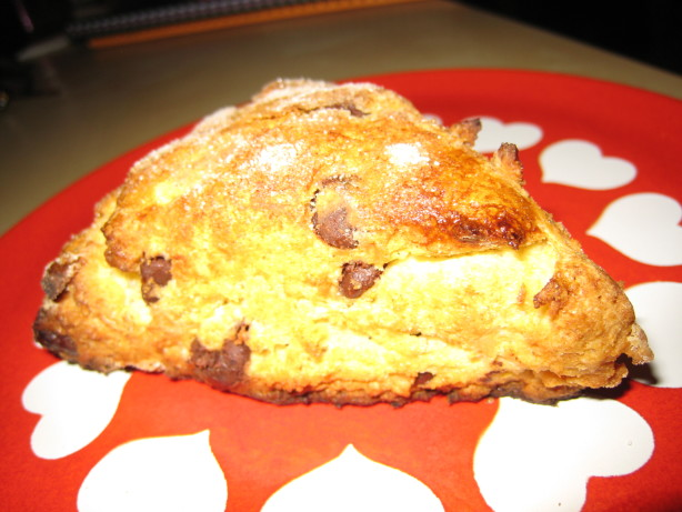 Gluten-Free Chocolate Chip Scones Recipe - Food.com