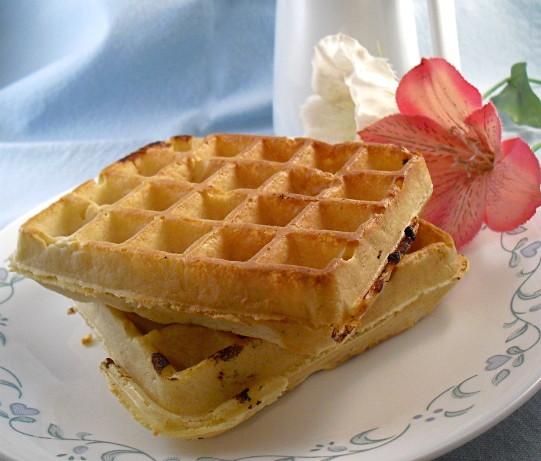 Colorado Sourdough Waffles Recipe - Breakfast.Food.com