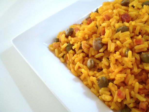 Rice With Pigeon Peas - Arroz Con Gandules Recipe - Food.com