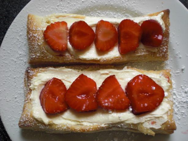 Elitetwigs Strawberry Cream Puffs Recipe - Food.com