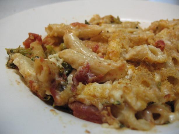 Veggie-Stuffed Macaroni And Cheese Recipe - Food.com