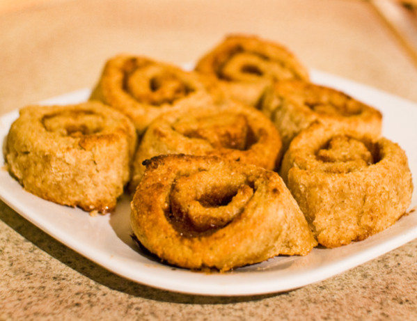 Quick Gluten Free Cinnamon Rolls Recipe - Food.com