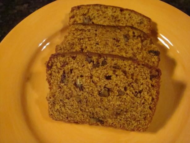 Pumpkin Nut Bread Recipe Food Network