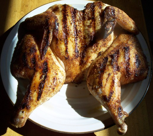 Grilled Butterflied Chicken Recipes — Dishmaps