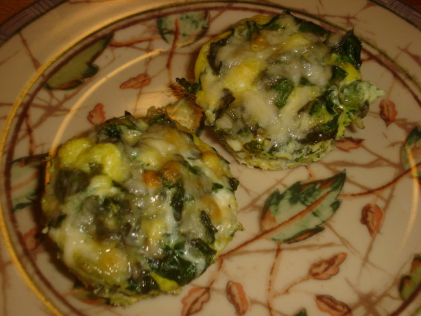 South Beach Diet Breakfast Quiche Cups Recipe