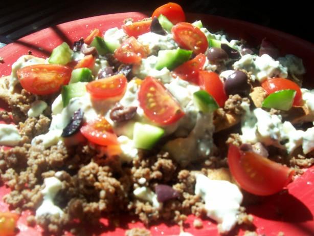 Greek nachos Recipe - Food.com