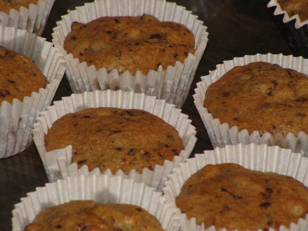 Coffee Walnut Chocolate Chip Muffins Recipe - Food.com