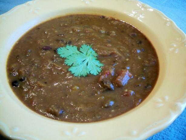 Pumpkin Black Bean Soup Recipe - Food.com