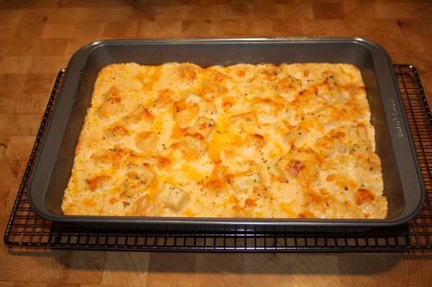 Creamy Cheesy Potatoes Recipe - Food.com