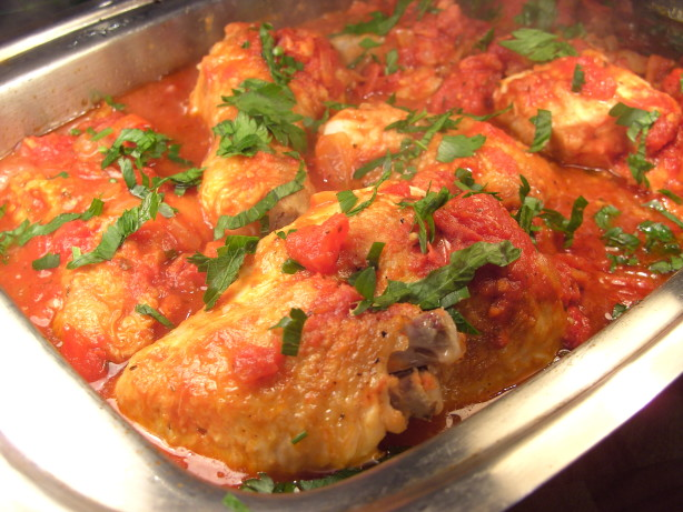 Spanish chicken recipesbnb spanish chicken with peppers recipefood forumfinder Choice Image