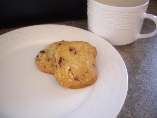 Cranberry Pistachio Refrigerator Cookies Recipe - Food.com