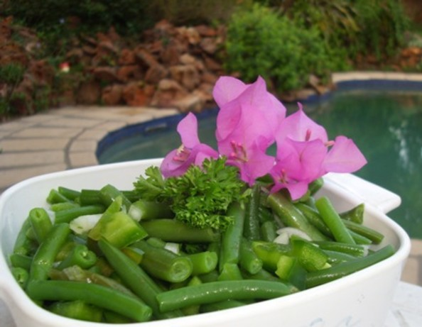 Simply Delicious Whole Green Beans Recipe - Food.com