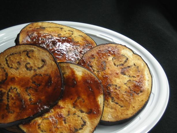 Roasted Eggplant With Orange Miso Glaze Recipe - Food.com